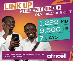 Africell Student Bundle