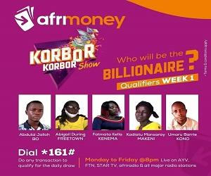 AfriMonay Korbor Korbor Show
