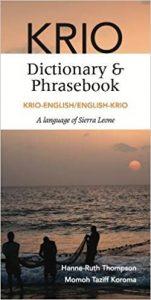 Krio-English/English-Krio Dictionary & Phrasebook Paperback – January 1, 2015