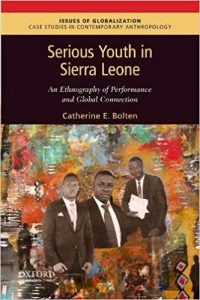 Serious Youth in Sierra Leone